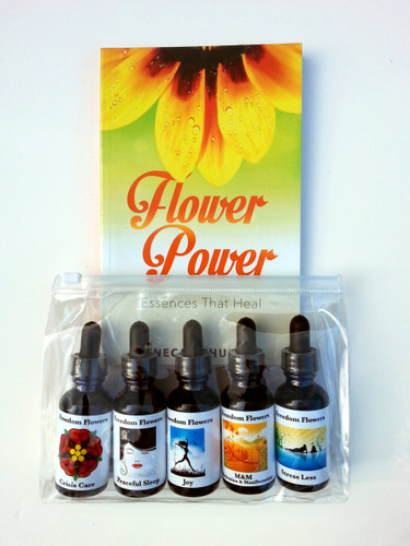Flower Essence Grace Pack