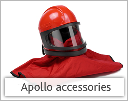 apollo helmet accessories