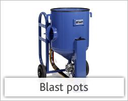 Blast pots