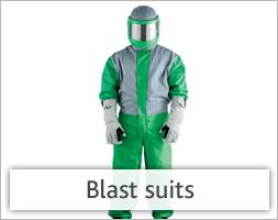 Blast suits