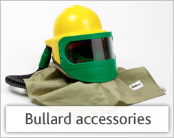 bullard helmet accessories