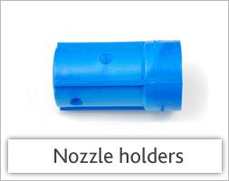 Nozzle holders