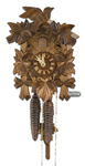 1 Day Carved Cuckoo Clocks