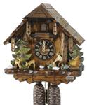8 Day Chalet Cuckoo Clocks