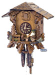 1 Day Chalet Cuckoo Clocks