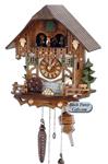 Quartz Chalet Cuckoo Clocks