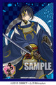 "Bushi Road sleeve collection Mini Extra Vol.11 Touken Ranbu ""Mikazuki Munechika"""