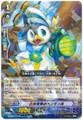 Penguin Soldier of the Blue Storm Fleet R G-CB02/019
