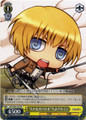 Play War Chibi Armin AOT/S50-101 PR