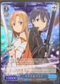 Kirito & Asuna SAO/S20-104S SR