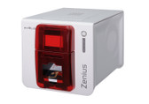 Evolis Zenius Single-Sided Printer Bundle