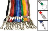 Round Cord-Style Lanyard