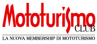 MEMBERSHIP - MOTOTURISMO CLUB