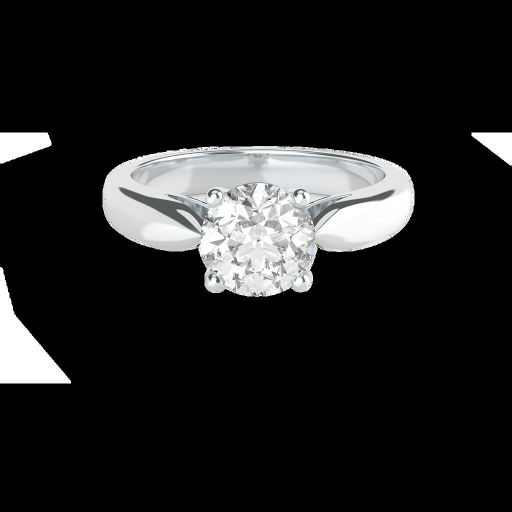 round-brilliant-cut-1ct-diamond-14-carat-white-gold-engagement-ring-stylerocks