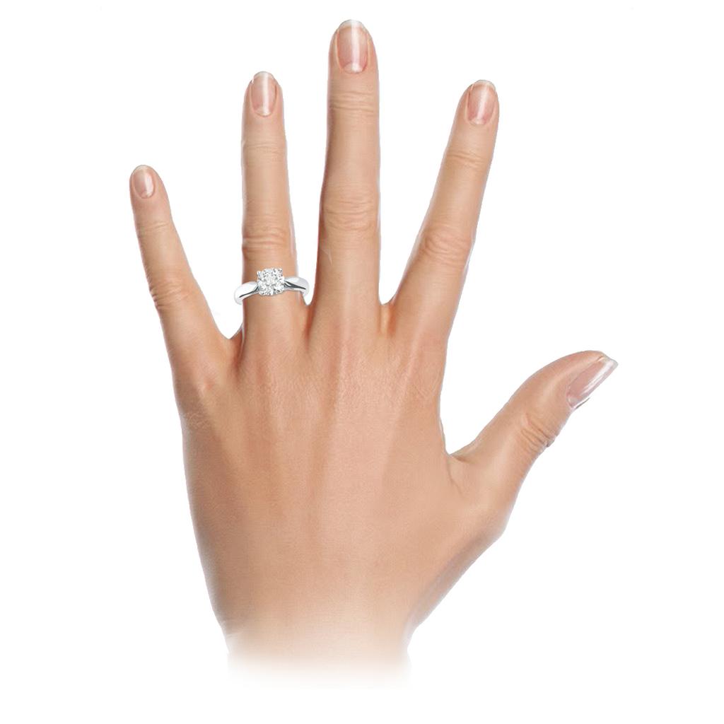 princess-cut-diamond-1-carat-four-claw-engagement-ring-stylerocks-vienna-on-hand