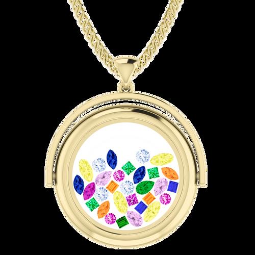 rainbow-gemstone-glass-pendant-yellow-gold-stylerocks