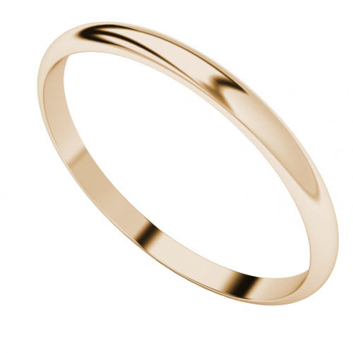 Rose Gold-Plate Bangle