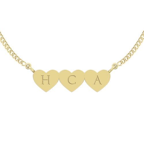 stylerocks-three-joined-hearts-necklace-gold-engraved-latin