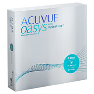 Acuvue 1 Day Oasys with HydraLuxe 90 Pack