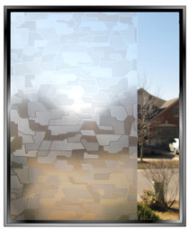 Jigsaw - DIY Decorative Privacy Window Film
