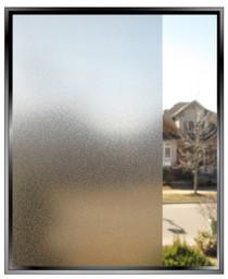 Mattes - Bronze Matte - DIY Decorative Privacy Window Film