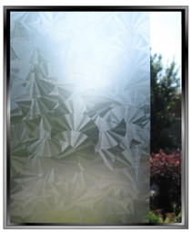 CD Screen- DIY Decorative Light Duty Window Film