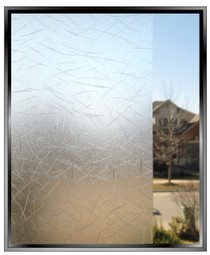 Grass - DIY Decorative Privacy Window Film
