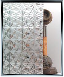 Kaleidoscope Crystal - Static Cling Window Film