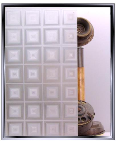 3D Framed - Static Cling Window Film