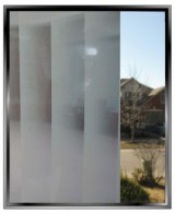 Vertical Fading Blinds