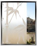 Bamboo Matte - DIY Decorative Privacy Window Film