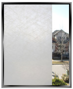 FG - Fiberglass - DIY Decorative Privacy Window Film