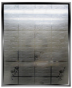Etched Rose - Wide-Format Decorative Window Film