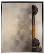 Honeycomb - DIY Decorative Privacy Window Film