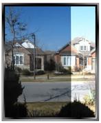 Apex Supreme Silver 20 EXTERIOR - DIY Solar Window Film