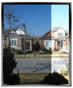 SSSF - Apex Silver 20 - 8 mil Tinted DIY Safety and Security Window Film