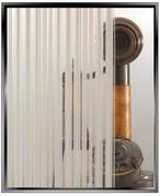 Etched White Random Lines - DIY Decorative Window Film