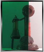 Silver Emerald DIY Decorative Window Film