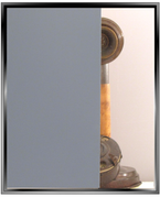 Silver Frost DIY Decorative Window Film