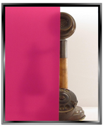 Translucent Hot Pink - Vinyl Colour Film