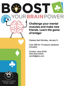 Boost Your Brain Templates