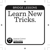 Learn New Tricks Newspaper Ads