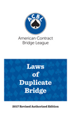 ACBL Laws of Duplicate Bridge