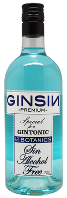 Ginsin Alcohol- Free Gin (700mL)