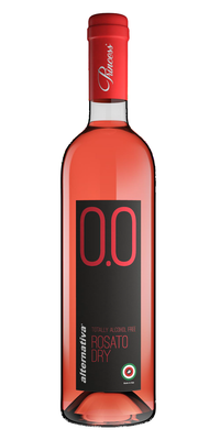 Princess Rosato Dry Non-Alcoholic Rose Wine (750ml)