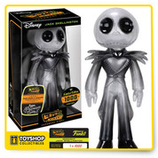 Jack's back! The Pumpkin King joins Funko's Hikari Sofubi line of vinyl figures and this Midnight Jack pays homage to the haunting tones of Tim Burton's The Nightmare Before Christmas! Standing about 8-inches tall and limited to only 1,000 pieces worldwide, this is the vinyl figure no Tim Burton fan should be without! Each Jack figure comes individually numbered. Ages 3 and up.