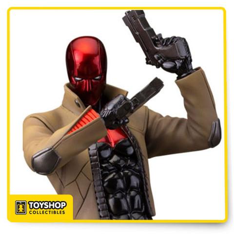 DC Comics The New 52: Red Hood 1/10 ARTFX Kotobukiya