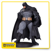 Batman by Andy Kubert Statue stands about 12-inches tall and is a limited edition of only 5,200 pieces. Made of resin.