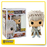Labyrinth:  Jareth Exclusive Hot Topic  White Outfit