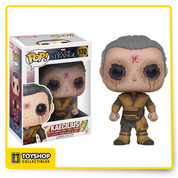 Open your mind and change your reality! From Marvel's 2016 Doctor Strange film, enjoy Kaecilius as a Pop! Vinyl Figure. The Doctor Strange Movie Kaecilius Pop! Vinyl Figure measures approximately 3 3/4-inches tall and comes packaged in a window display box.